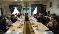 نشست ستاد نوروزی دانشگاه علوم پزشکی کاشان برگزار شد