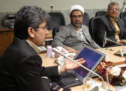 برگزاری نشست هم اندیشی در خصوص امور بین الملل دانشگاه