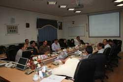 جلسه اجرای دستورالعمل پرداخت مبتنی بر عملکرد برگزار شد