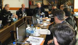 سومین جلسه هیأت امناء دانشگا ه علوم پزشکی کاشان برگزار گردید