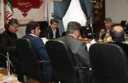 سومین نشست شورای دانشگاه در سال جاری برگزار شد