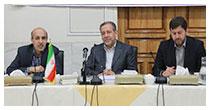 نشست شورای برنامه ریزی و توسعه استان کاشان