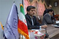 نشست مدیران دانشگاه برگزار شد